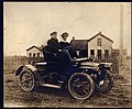 Ohio Couple in 1908 Cadillac Model S (4591288908).jpg