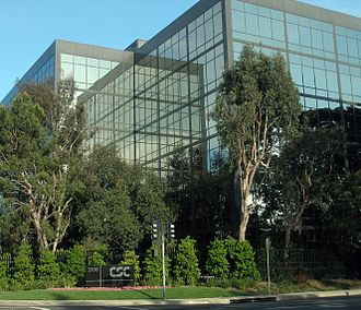 Computer Sciences Corporation - CSC's branch office in El Segundo, California, USA