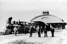Fairhaven Branch Railroad - Wikipedia