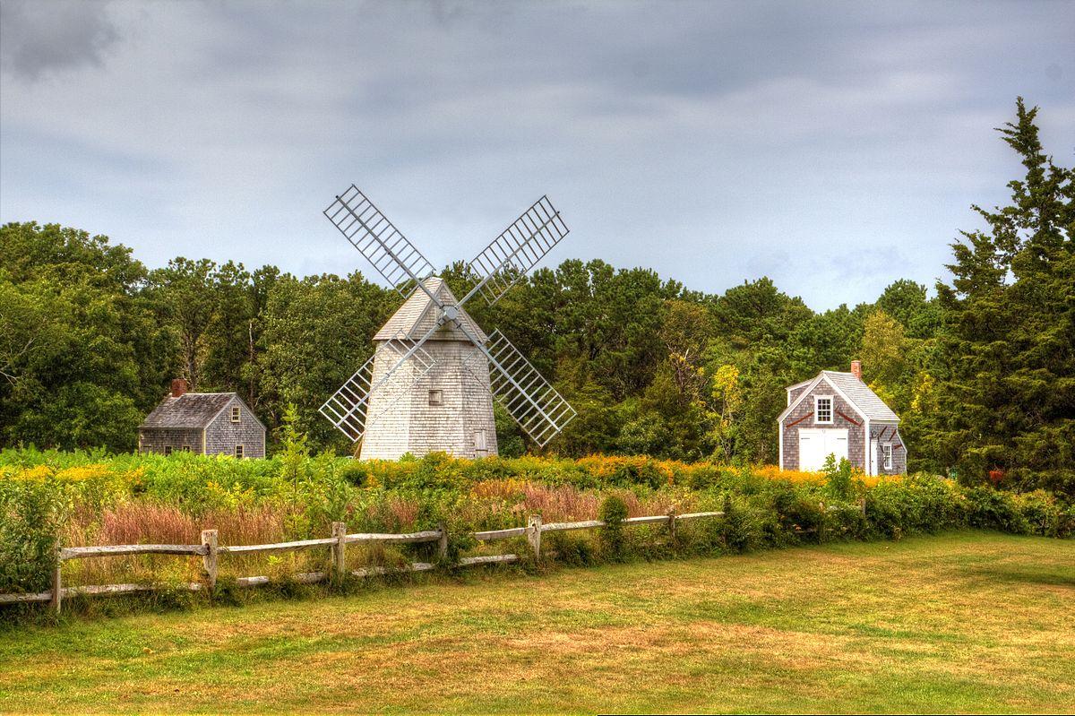 Windmill Cape Cod Part - 35: Wikipedia