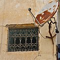 Old Window and Satellite Dish! (4783667624).jpg
