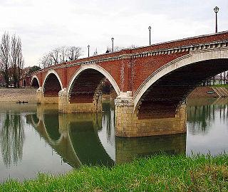 Sisak City in Sisak-Moslavina, Croatia
