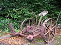 Old farm machinery, Knockmoyle - geograph.org.uk - 1507611.jpg
