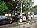 Old petrol station, Saffron Walden (2) - geograph.org.uk - 823106.jpg