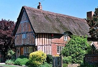 Normanton on Soar Village in Nottinghamshire, England