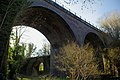 Old railway viaduct in Midford - panoramio.jpg