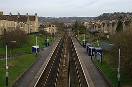 Oldfield Park Railway Station Wikipedia