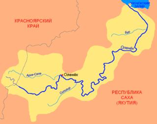 Olenyok (river)