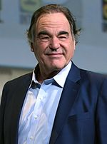 Photo of Oliver Stone at the San Diego Comic-Con in 2016.