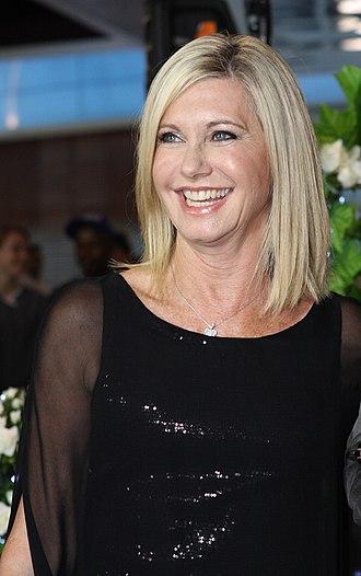 Olivia Newton-John - Newton-John in Sydney, 2012
