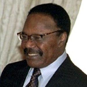 Omar Bongo - Bongo in 2001
