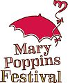 Once a year we have the Mary Poppin's Festival - to celebrate the birth place & author of Mary Poppins- P-L Travers- 2014-07-06 02-09.jpg