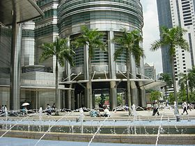 One of Petronas towers entrances.jpg