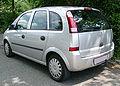 Opel Meriva rear 20070611.jpg