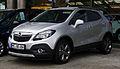 Opel Mokka 1.4 Turbo ecoFLEX Innovation – Frontansicht, 20. Oktober 2012, Heiligenhaus.jpg