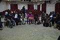 Open Discussion - Collaboration among Bengali Language Wikipedians of Bangladesh and West Bengal - Bengali Wikipedia 10th Anniversary Celebration - Jadavpur University - Kolkata 2015-01-09 2967.JPG