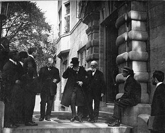 Students' Society of McGill University - Opening of the McGill University Student Union building, 1906