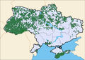 Orchidaceae ukrainian range map.png