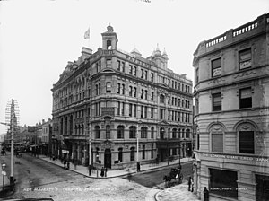 Her Majesty's Theatre, Sydney - Original Her Majesty's Theatre, c. 1887 - 1917.