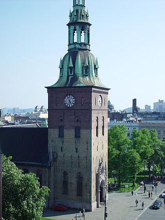 Oslo Cathedral - The Cathedral