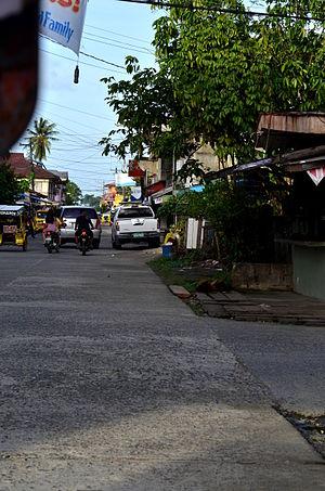 Tandag - Osmeña Street