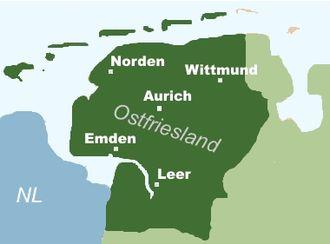 East Frisians - East Frisia