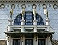 Otto Wagner Kirche, Wien - Othmar Schimkowitz Engel (3).jpg