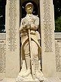 Oullins - Statue monument aux morts (août 2019).jpg