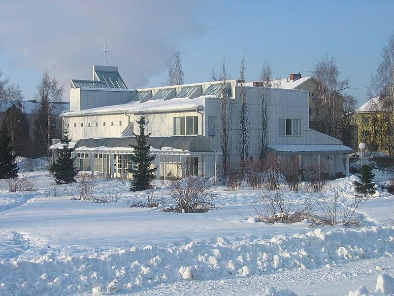 Adventtikirkko Oulu