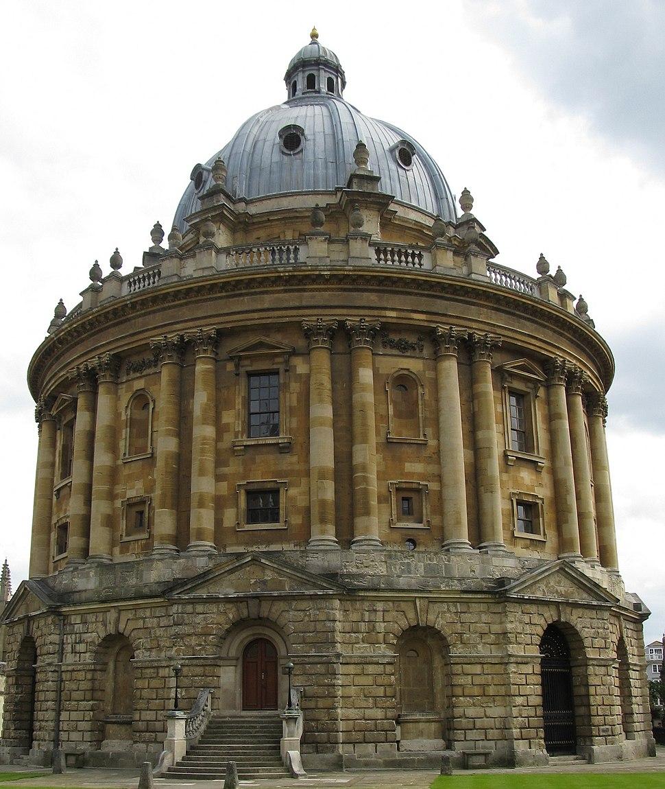 Oxford biblioteque