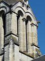 Périgueux église St Georges clocher détail.JPG