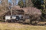 Pörtschach Leonstein Almweg Bauern-Gasthof Pörtschacher Alm SW-Ansicht 30012018 2563.jpg