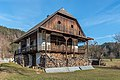 Pörtschach Winklern Brockweg vulgo Ostermann SW-Ansicht 09012020 7949.jpg