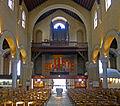 P1260598 Paris XV eglise ND-du-Rosaire nef orgue rwk.jpg