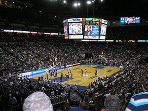 CenturyLink Center Omaha - White Out