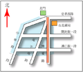 PD-2006-07-25-Bo-ai Road Map Taipei City.png