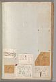 Page from a Scrapbook containing Drawings and Several Prints of Architecture, Interiors, Furniture and Other Objects MET DP372131.jpg