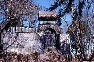 Andriantsimitoviaminiandriana Andriandrazaka - Andriantsimitoviaminiandriana expanded Ambohimanga and strengthened its defenses.