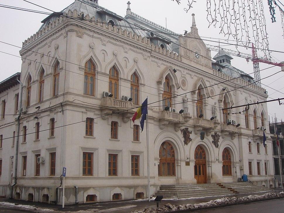 Palatul Administrativ Galati