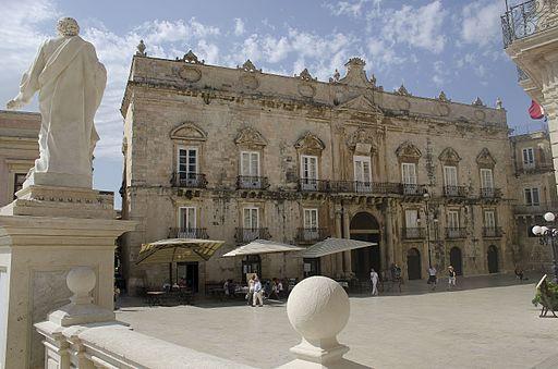 Palazzo Beneventano del Bosco-pjt