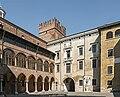 Palazzo di Cansignorio - Cortile del Tribunale (Verona).jpg
