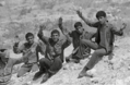Palestinian fedayeen surrendering to Israel after being expelled from Jordan, 21 July 1971.png