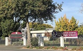 Palmerston North Girls High School Single-sex secondary school for girls (year 9-13) school