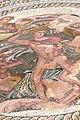 Paphos Haus des Theseus - Mosaik Theseus 3.jpg