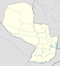 Yuty is located in Paraguay