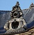 Paris - Les Invalides - Façade nord - Lucarne - PA00088714 - 001.jpg