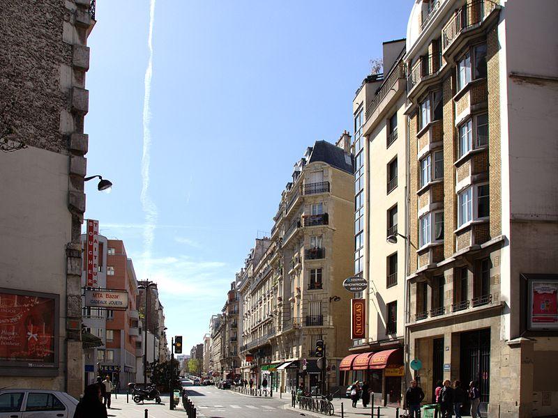 Fichier:Paris avenue jean moulin.jpg