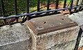 Park railings, Lisburn - geograph.org.uk - 2063091.jpg