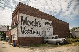 Parker City, Indiana - Image: Parker City, Indiana