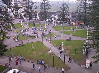 Santa Rosa de Cabal Place in Risaralda, Colombia